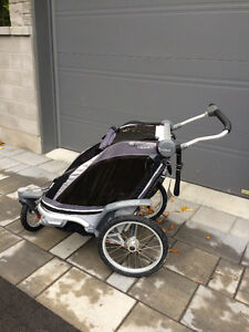 Pousette CHARIOT CHINOOK 1 Gris