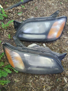 2000-2004 Legacy Outback Headlights