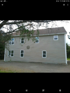 2 Bedroom Apt. For Rent in Bouctouche - available Dec . 1.