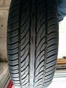 4 pneus été 205 55 16 de marque sailun atrezzo sur mag d`élantra