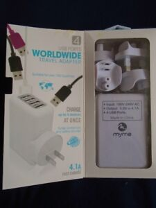 Fast Charge Travel Adapter