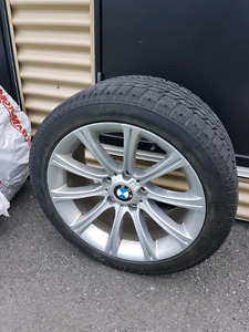 "Brand New 17"" BMW Sport Rims With Toyo Tires"