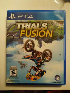 Trials Fusion PS4 - Used