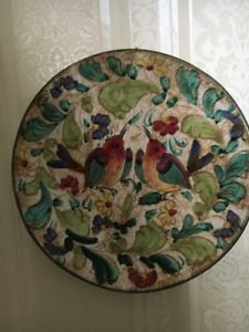 Decorative plates for your wall - 5 available