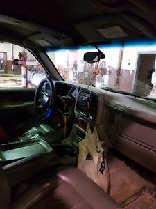 Chevy 2500 4x4