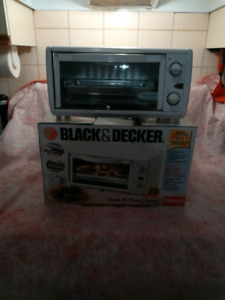 Four/grille pain Black & Decker