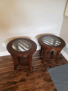 Bombay side tables