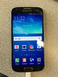 Galaxy S4 Unlocked + Fast Charger (sell to the first best offer)