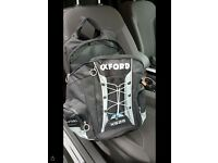 Oxford motorcycle backpack