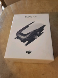 DJI Mavic Air Drone - brand new unopened Black