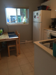 2 Bedroom Basement Suite-Summer Sublet(possibility of extension)