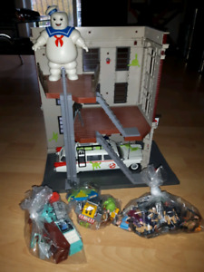 Set complet playmobil ghostbusters