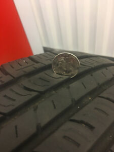 "4 tires 15"" great condition"