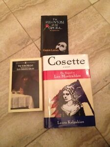 Phantom of the Opera,Les Miserables, Cosette