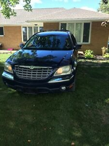 2005 Chrysler Pacifica as is