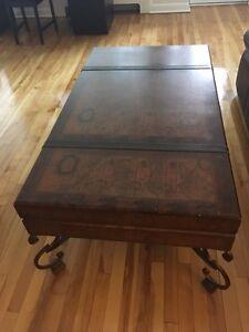 Vintage coffe tables