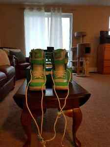 Womens Nike HIGH TOP snowboard boots