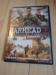 Jarhead 2 DVD Movie Field of Fire - Unrated