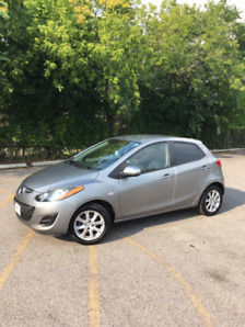 2013 Mazda 2 Hatchback Alloy + Winter Wheels Set