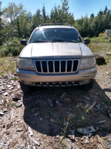 99 Jeep Grand Cherokee limited