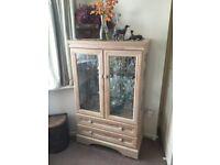 Display Cabinet Glass Unit