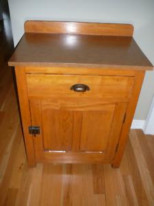 Meuble de rangement (Commode-bureau-table de chevet...)ANTIQUE