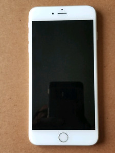 iPhone 6 Plus 16GB Silver. NEW battery.