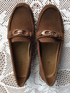 Brand New COACH Loafers