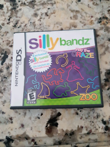 Dsi Silly Bandz and comes with exclusive silly bandz