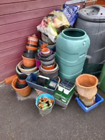 Plant pots - FREE