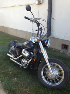 2002 Honda Shadow Ace Bobber for sale