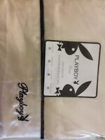 Brand new PLAYBOY satin sheets