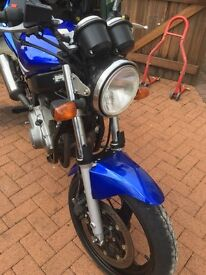 Suzuki gs500 k5 not gsr,gsxr or cbr low miles 2 previous keepers (see ad)
