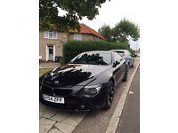 BMW 645Ci V8 Sport Black Monster