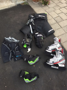 YOUTH PLAYERS GEAR FOR SALE