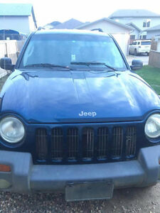 2002 Jeep Liberty Sport SUV, Crossover