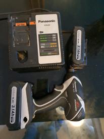 Impact drill driver Panasonic EY7540 14,4V
