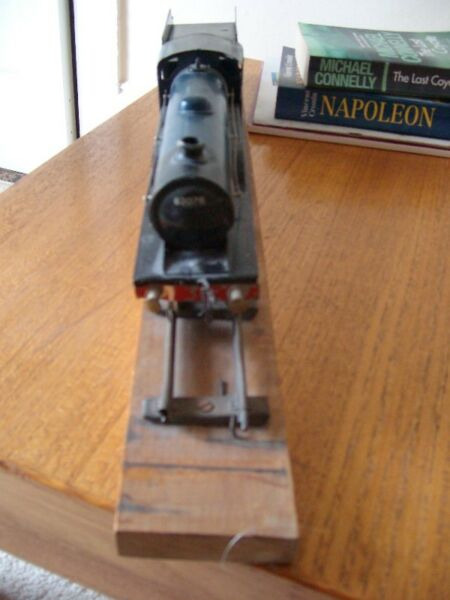 Prince Charles O Gauge Engine
