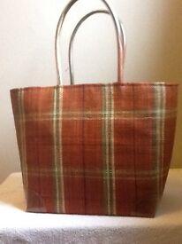Italian designer tote bag