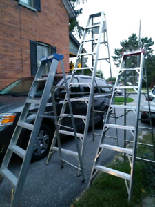 3 ladders available together or seperate