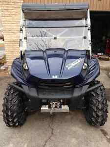 willing to trade also 2011 Kawasaki teryx