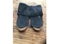 Men's Slipper Sock/Boot