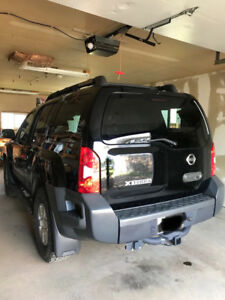2005 Nissan Xterra Off-Road SUV, Crossover