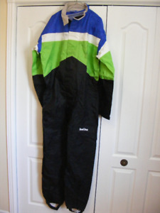 Men's Road Iron Rain Suit
