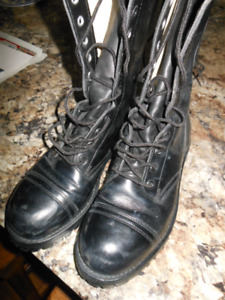 Military Garrison Boots
