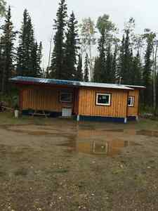 Small house,large property for sale in Mayo,Yukon ,REDUCED