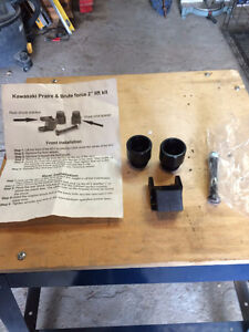 Kawasaki lift kit 2``
