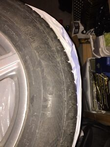Gislaved NordFrost 5 Winter Tires 215/65 R16 Kingston Kingston Area image 7