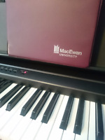 Piano Lessons! Grant Macewan Student