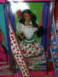 BARBIE DOLL OF THE WORLD - MEXICO